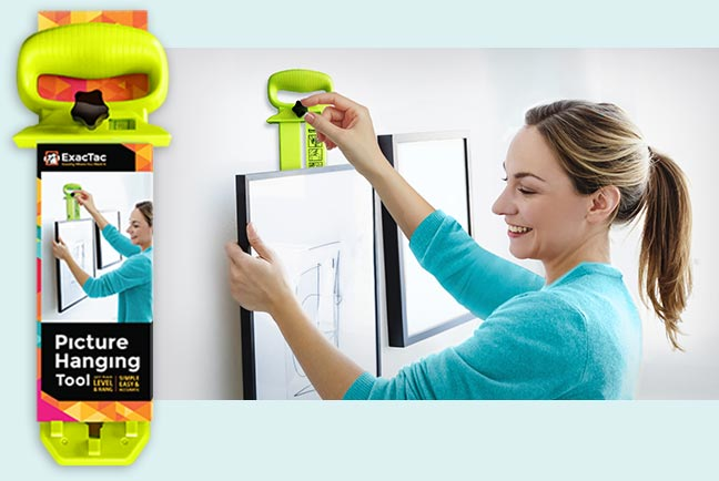 ExacTac Picture Hanging Tool